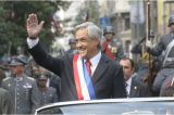 Chilean president Boasts peruvian food